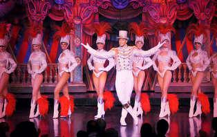 Week-end avec dîner-spectacle au Moulin Rouge