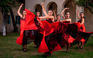 Escapada con entradas al Tablao Flamenco en Madrid
