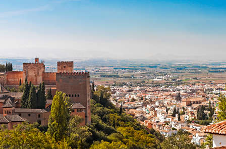 Weekend romantico nel cuore di Granada