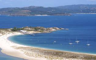 Escapada Romántica cerca de la costa gallega