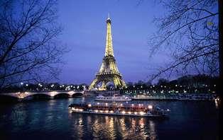 Week-end découverte au coeur de Paris avec croisière sur la Seine