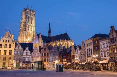 Romantisch ontdekkingsweekend in Mechelen