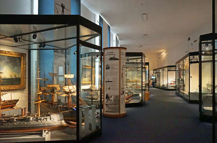 Week-end à Rochefort avec visite du Musée National de la Marine