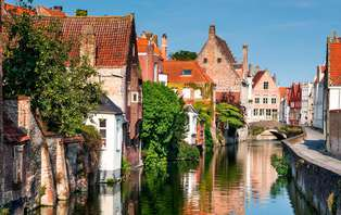 Offre spéciale : Week-end à Bruges
