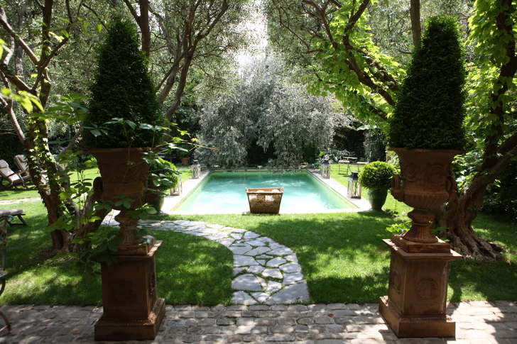 H tel jardins secrets h tel de charme n mes - Jardin suspendu brussels montpellier ...
