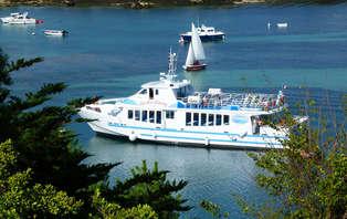 Week-end Bien-être avec accès à l'Espace Marin et découverte des îles Chausey