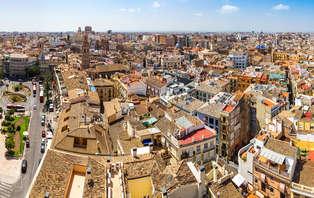 Escapada con Cena: Descubre la ciudad de Valencia
