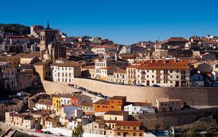 Escapada con acceso al spa y bombones en Albacete