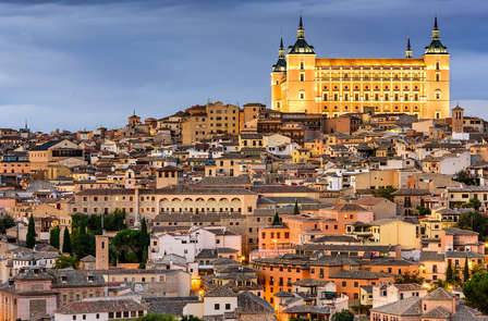 Descubre Toledo con visita guiada nocturna (desde 2 noches)