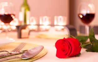 Escapada Romántica: Relájate con tu pareja con Cena ( 2 noches )