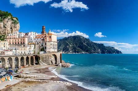 Weekend aan de kust van Amalfi (vanaf 2 nachten)