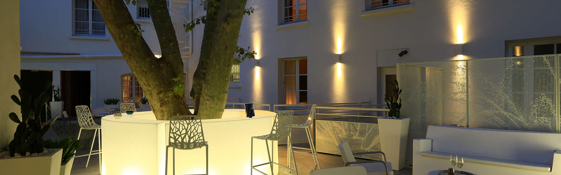 H tel c zanne boutique h tel de charme aix en provence - Hotel de charme aix en provence ...