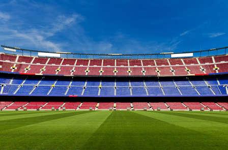 Weekend con visita al Camp Nou e il Museo del Barça (da 2 notti)
