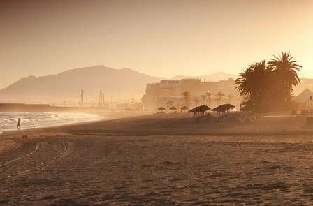 Romantisch weekend aan het strand van Marbella