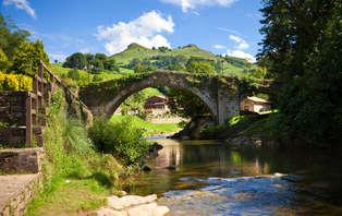 Escapada Minivacaciones : Relax en Cantabria con circuito termal en media pensión (3 noches)