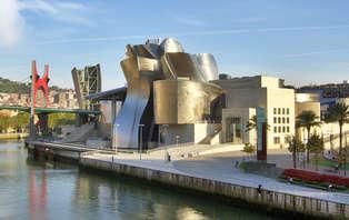 Museos de Bilbao: Escapada con visita al Guggenheim y al Museo de Bellas Artes (desde 2 noches)