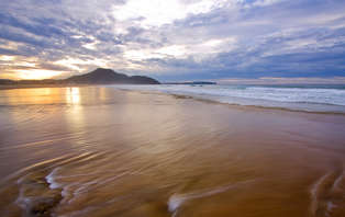 Paisajes del Norte: Escapada en primera linea de playa en Cantabria