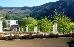 Escapada rural con spa en la Alpujarra