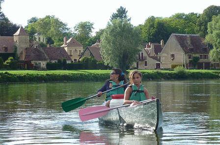 Offre Spécial été : Week-end de 2 nuits dans un château avec ballade en canoë sur la Loire