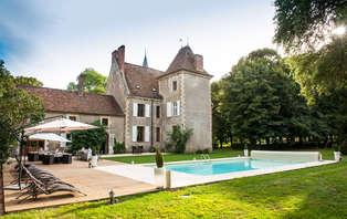 Offre Spéciale : Week-end dans un château près de Nevers