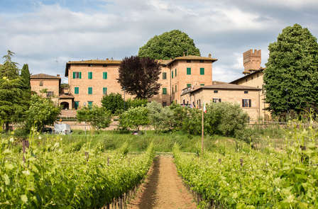 Weekend in Toscana in un suggestivo hotel tra Montalcino e Siena