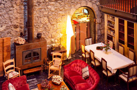 Week-end avec dîner traditionnel en pleine nature basque (2 nuits)
