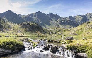 Escapada con spa con vistas al valle de Anyós en La Massana