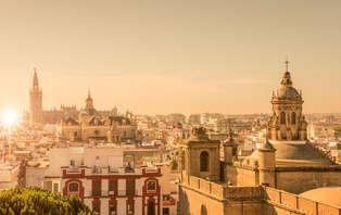 Week-end détente avec accès au centre spa Agua y Salud de Seville