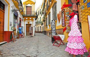 Escapada con espectáculo Flamenco en Sevilla
