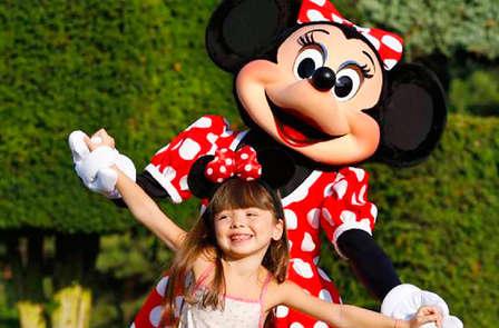Week-end en couple avec entrée aux 2 Parcs Disney®