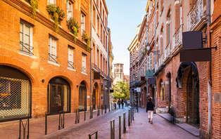 Escapade à Toulouse (à partir de 2 nuits)