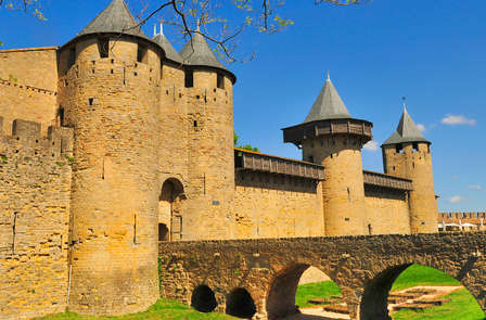Week end détente avec dîner régional à Carcassonne