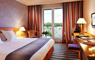 Week-end détente en chambre supérieure à Enghien-Les-Bains