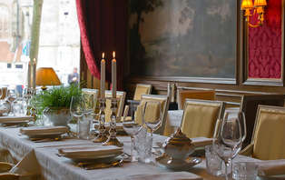 Culinair genieten in charmant Boutiquehotel in het pittoreske Deventer