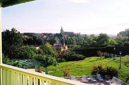 Week-end détente avec diner à proximité de Bordeaux
