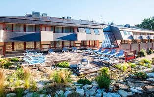 Relax- en wellnessverblijf inclusief massage en diner in Bagnoles-de-l'Orne (minimaal 2 nachten)