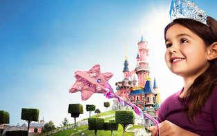 Week-end détente en famille avec entrée aux 2 Parcs Disney® (-25% sur la nuit supplémentaire)