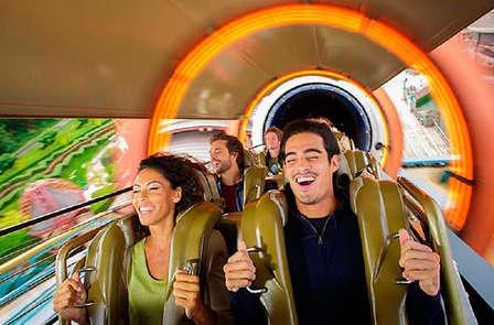Week-end en couple ou en famille avec entrée au Parc Disneyland Paris
