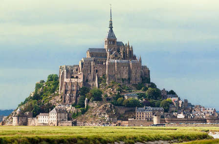 Weekend in de baai van de Mont Saint Michel