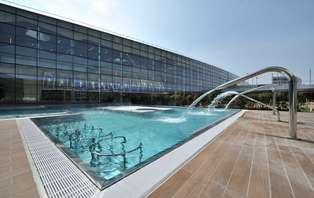 Week-end bien-être dans un espace aquatique près d'Annecy (accès illimité pendant tout le séjour)