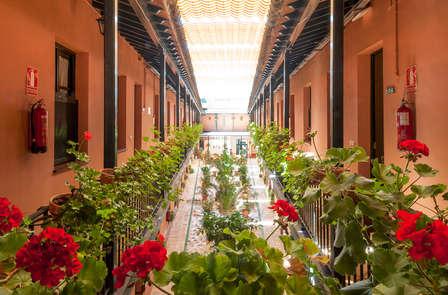 Escapada relax en Sevilla con entradas al SPA agua y saud