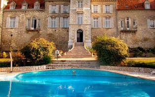 Offre spéciale : week-end détente dans un château aux portes de la Champagne