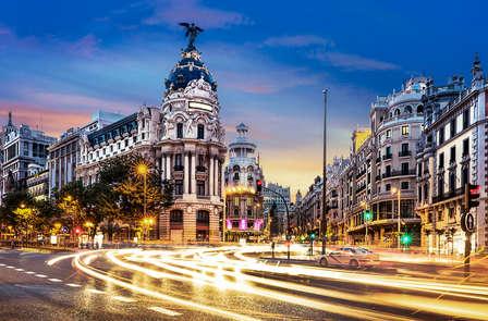 Descubre los rincones más romanticos de Madrid