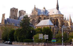 Offre spéciale : Week-end aux portes de Reims