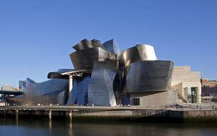 Escapada con entradas al Museo Guggenheim y Cena a un paso de Bilbao
