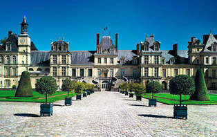 Offre spéciale : Week-end découverte à Fontainebleau avec entrée au Château