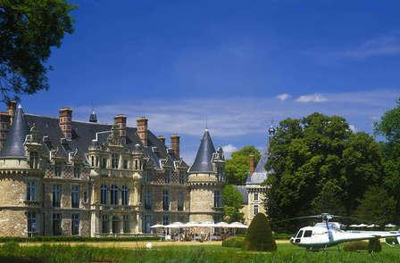 Week end avec dîner dans un superbe château à moins d'une heure de Paris