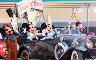Week-end avec entrée aux 2 Parcs Disneyland® Paris