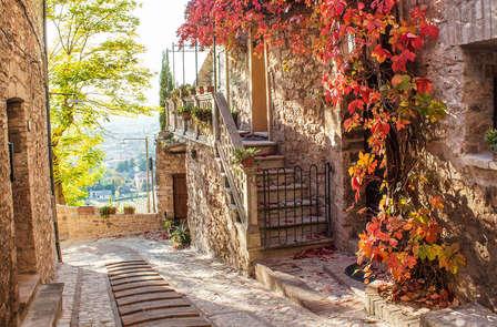 Escapada cultural en Perugia con acceso a 5 museos de la ciudad
