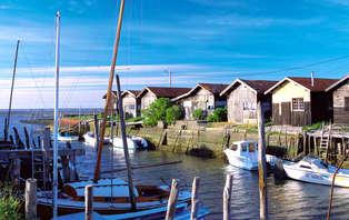 Week-end avec dîner sur le Bassin d'Arcachon